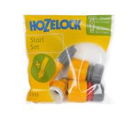 HOZELOCK PLASTIC HOSE NOZZLE & PIPE CONNCETOR OUTDOOR HOSE CONNECTOR HEAVY DUTY