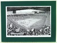 Celtic FC - Parkhead. Limited Edition Stadium Art Print by Stuart Herd