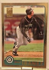 2000 TOPPS 50 YEARS GOLD BORDER #'d/2001 RAUL IBANEZ MARINERS      WM7