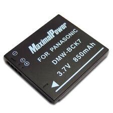 For Panasonic DMW-BCK7 Battery DMW-BCK7PP DMW-BCK7E NCA-YN101G NCA-YN101F 3.7v