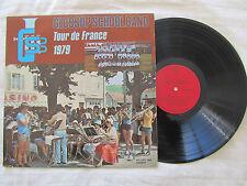 GLOSSOP   SCHOOL  BRASS BAND - Tour De France 1979  LP EX