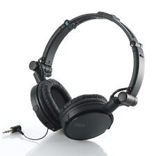 ELECOM 11105 BLACK Xcalgo Overhead-Type Foldable Headphones Original / Brand New