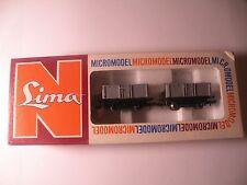 Lima N Scale 406 2 pack Coal Mineral Cars Porters In Box Rare Htf