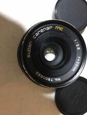Super Carenar MC 1:2.8. F=35mm