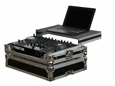 Odyssey FZGSTKS4 ATA Flight Case for S4/VMS4/IDJ3/MIXTRACK PRO + Laptop Tray