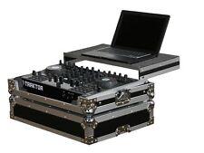 Odyssey FZGSTKS4 ATA Flight Case for S4/VMS4/IDJ3/MIXTRACK PRO + Laptop Tray