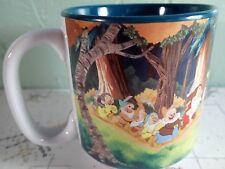 Disney Classics Snow White and the Seven Dwarfs Coffee Mug Tea Cup Witch