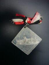 Medaille - VI. Allgemeines Deutsches Turnfest zu Dresden - 1885