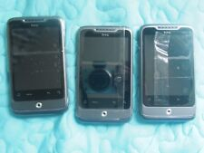 LOT 3 HTC ADR6225 Wildfire Silver/Black CDMA Alltel network as is read condition