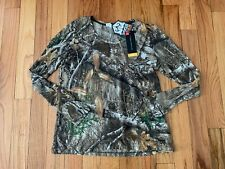Brand New Womens Under Armour Realtree Edge Longsleeve Shirt XL NWT