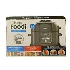 Ninja Foodi TenderCrisp 6.5-QT Pressure Cooker Air Crisper OP300