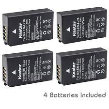 Kastar EN-EL20 Battery for Nikon Coolpix A, 1 J1, 1 J2, 1 J3, 1 S1, 1 V3