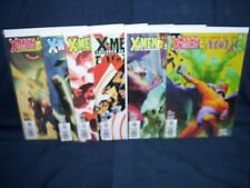 X-Men Children of the Atom Book #1 - #6 Marvel Comics NM with Bag and Board