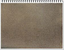 """500 D  Coated Nylon CORDURA  Fabric ~58""""-60"""" wide by 1 yard. color~ Saddle Brown"""