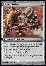 Piston Sledge X4 EX/NM Mirrodin Besieged Magic Cards Artifact Uncommon