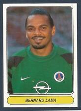 PANINI EUROPEAN FOOTBALL STARS 1997- #008-PARIS ST-GERMAIN & FRANCE-BERNARD LAMA