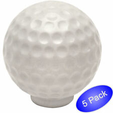 *5 Pack* Cosmas Athleticz Series 67125 Golf Ball Round Cabinet Hardware Knob