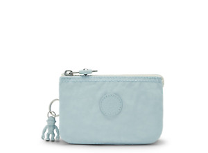 Kipling Small Pouch Creativity S Purse Cosmetic Case BALAD BLUE FW21 RRP £23