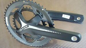 FSA Omega Chainset 34 + 50t Chainrings Road Bike Crankset 19mm Axle (NEW)