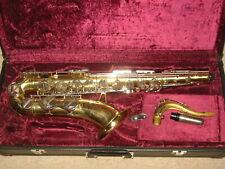 "Used Tenor Saxophone ""Amati Kraslice ATS 21"" Tenorsaxophone"