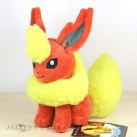 Pokemon Center Original Plush Flareon doll from Japan