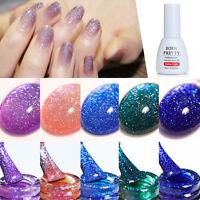 BORN PRETTY Holographic UV Gel Polish Soak Off UV LED Nail Art Manicure 10ml