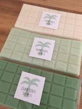 HUGE 100 grams! Ecosoya Block Soy Wax Melt.  MAXIMUM SCENT LOAD.