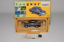 * VANGUARDS VA02108 FORD ANGLIA POPULAR 100 E 100E GREY MAROON MINT BOXED