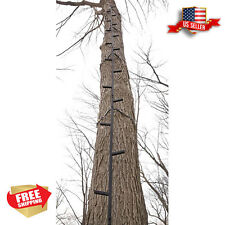 Tree Stand 25' Climbing Sticks Hunting Ladder Deer Easy To Transport New
