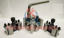 T-37 Dickson Type Quick Change Tool Post With 2 Standard Holders India's Best #
