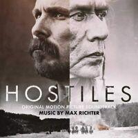 MAX RICHTER Hostiles (2018) 19-track CD album digipak NEW/SEALED Soundtrack