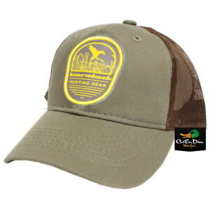 NEW BANDED GEAR FOWL RANGER SNAPBACK CAP HAT OLIVE W/ PATCH LOGO ADJUSTABLE