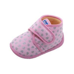 Chicco Taxo Pantofola Rosa in cotone Da Bambino 01064761-110 102866