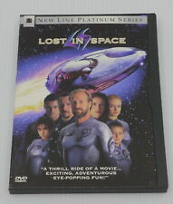 Lost In Space Dvd, Science Fiction Movie, William Hurt