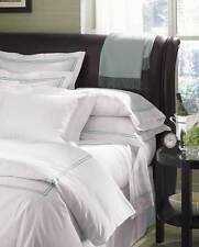 Sferra Grand Hotel King Flat Sheet Cornflower Blue