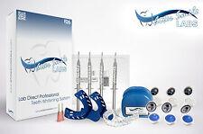 Whiter Smile Labs Professional Custom Upper & Lower Teeth Whitening Tray Kit