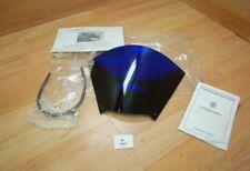 Yamaha FZS 1000  5LV-W0710-10 Streetfighter Screen Blue Genuine NEU NOS xl2243
