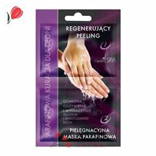 Marion SPA Paraffin Treatment for Hands Peeling & Mask (Pack of 5)