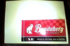 bundaberg rum red racing sticker