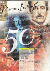 2977 Puccini Festival Dossier Le Italien Postal 2004