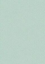 Blue Dots On Duck Egg - Forme - 100% Cotton Quilting Fabric