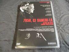 "DVD ""7H58, CE SAMEDI-LA"" Philip SEYMOUR HOFFMAN, Ethan HAWKE / Sidney LUMET"