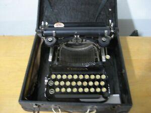 CORONA No.3 Folding Typewriter in original case - GREAT - 1917