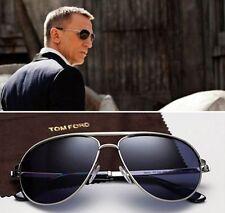 Authentic Tom Ford Marko TF0144-18V Sunglasses James Bond 007 Skyfall