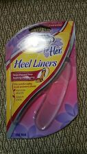 DR SCHOLLS For Her GEL HEEL LINERS Helps Prevent Slipping and Rubbing - Qty 1
