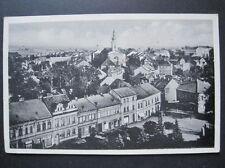 AK Böhmisch Trübenau gelaufen 22.XI.1943  (B 937)