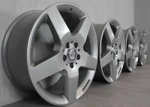 """REFURBISHED Genuine 19"""" Mercedes AMG ML GLE M-class W166 wheels 5x112"""