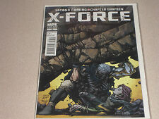 X-Force #28 1:25 Variant Death of Cable