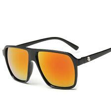 Men Vintage Retro Outdoor UV400 Oversized Sunglasses Driving Eyewear Eye Glasses