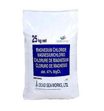 MAGNESIUM FLAKES | Cutetonic® Magnesium Chloride Flakes, Dead Sea Origin (25kg)